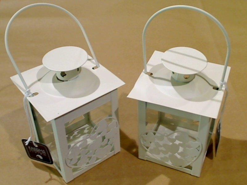 Bomboniere Matrimonio Kharma.Bomboniere Matrimonio Corsica Lanterna Cuoricini Bomboniere